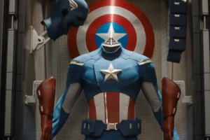 captain america costume suits