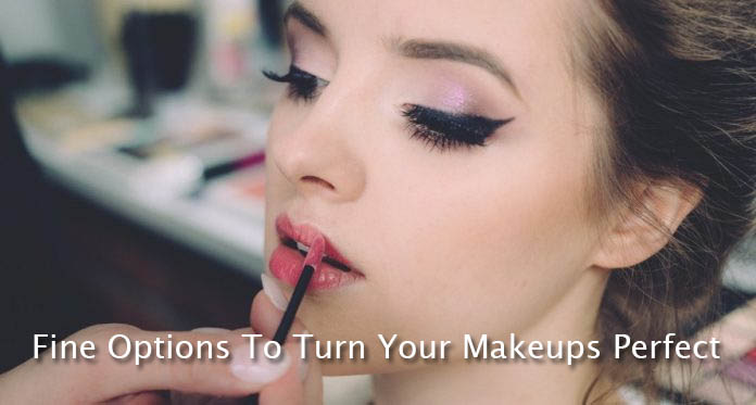 Fine Options To Turn Your Makeups Perfect