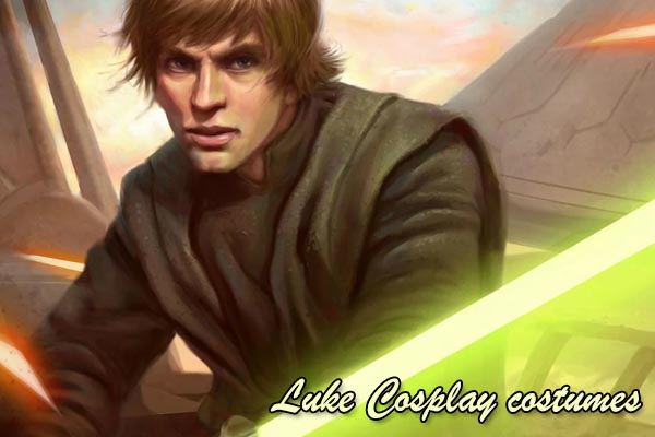 Luke Cosplay costumes