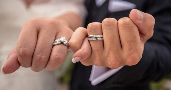 Types of couple rings