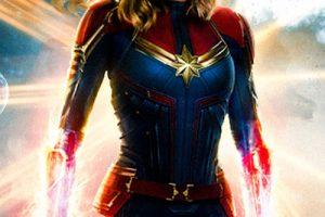 cosplay Captain Marvel