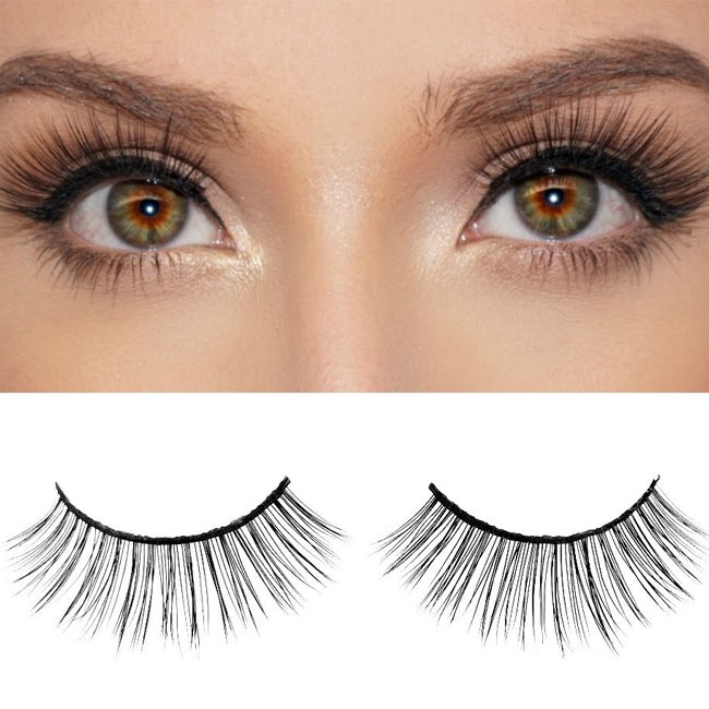 you can find mink eyelashes on amazon and other shopping sites